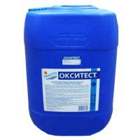 Купить Окситест активный кислород 30 л. (32 кг.) для бассейна, цена, инструкция по применению