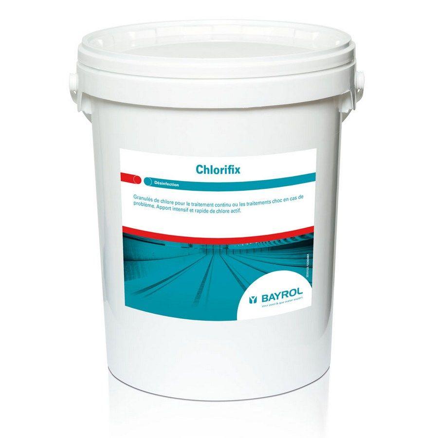 Хлорификс (25 кг)