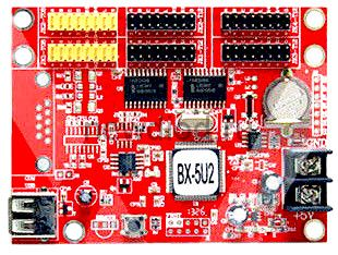 Контроллер для сд экранов BX-5U2
