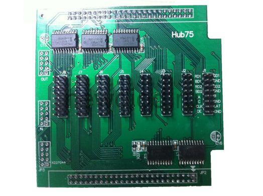 Контроллер для сд экранов HUB-75 (128-8 рядов)