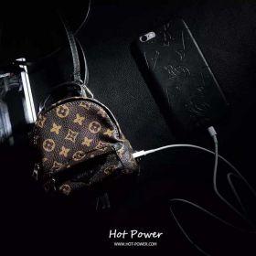 Cумочка-портативное 10000mAh внешнее зарядное устройство для телефонов