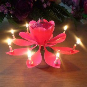 Музыкальная свеча