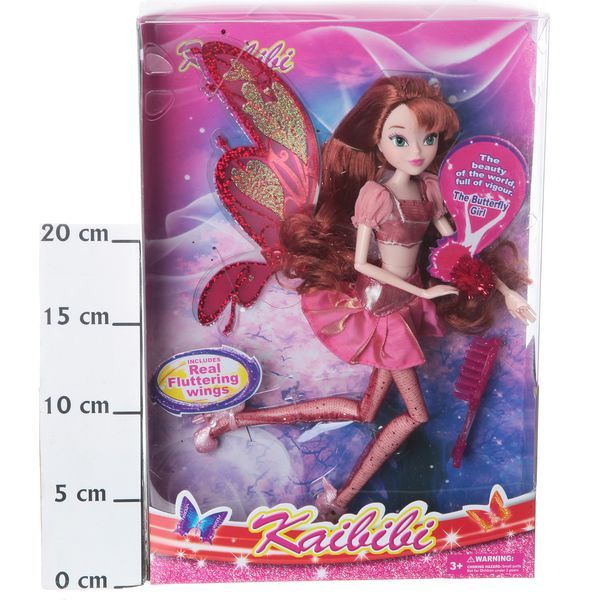 Кукла с крыльями Kaibibi