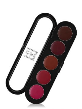 Make-Up Atelier Paris Lipsticks Palette 23 Vintage