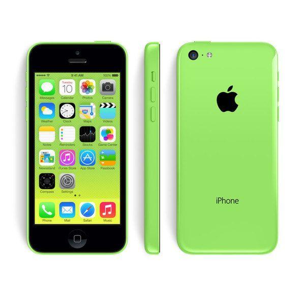 Apple iPhone 5C 32GB (Green)