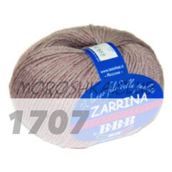 Кирпично-коричневый Zarrina BBB (цвет 1707)