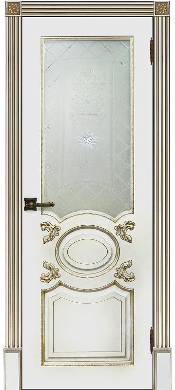 Аристократ (эмаль) со стеклом