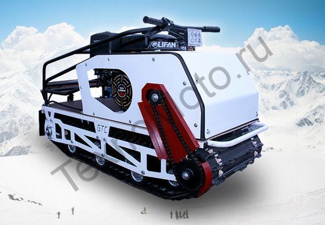 Мотобуксировщик БТС-2 Стандарт 500/13 3 А (36 Вт)