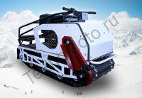 БТС-2 Стандарт 500/11 мотобуксировщик с двигателем lifan мощностью 11 л. с., с передним приводом, вариатором Сафари и электростартером