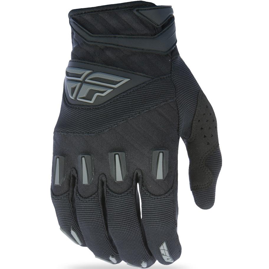 FLY - 2017 F-16 перчатки подростковые, черные
