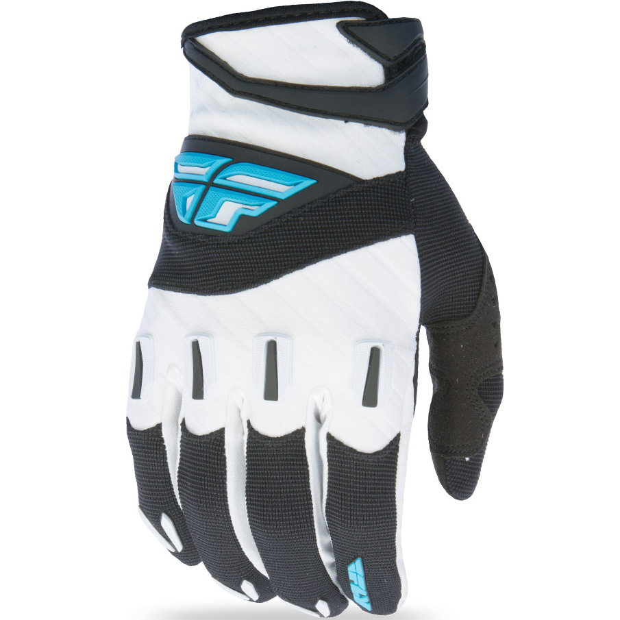FLY - 2017 F-16 перчатки, черно-белые