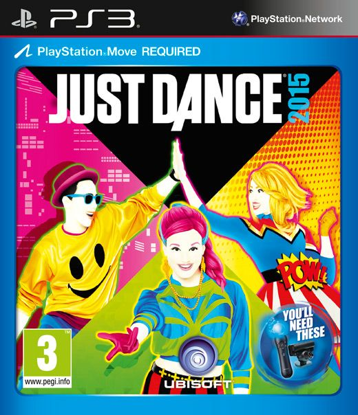 Игра Just dance 2015 (PS3)