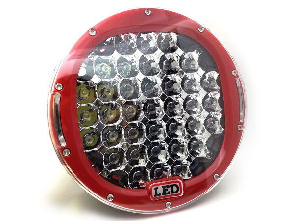 Светодиодная фара прожектор с нижним креплением 185W CREE