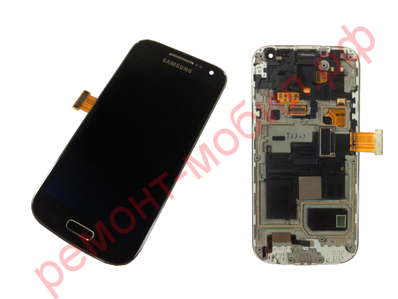 Дисплей для Samsung Galaxy S4 mini ( i9190, i9192, i9195 ) в сборе с тачскрином