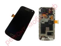 Дисплей для Samsung Galaxy S4 mini ( GT-I9190 / GT-I9192 ) в сборе с тачскрином
