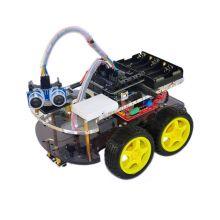 Набор для сборки робота - автомобиля, Arduino совместимый.