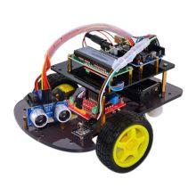 Набор для сборки робота- автомобиля, Arduino совместимый