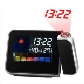 Цифровые часы со светодиодной подсветкой