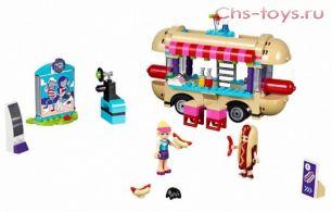 Конструктор Lari Подружки Парк развлечений: Фургон с хот-догами 10559 (41129) 249 дет
