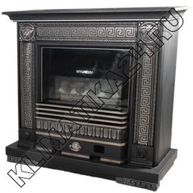 Газовый камин Infire Floor 9000 Versace-280