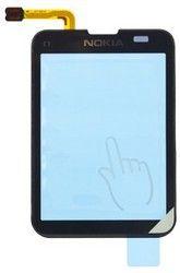 Тачскрин Nokia C3-01 (black) Оригинал