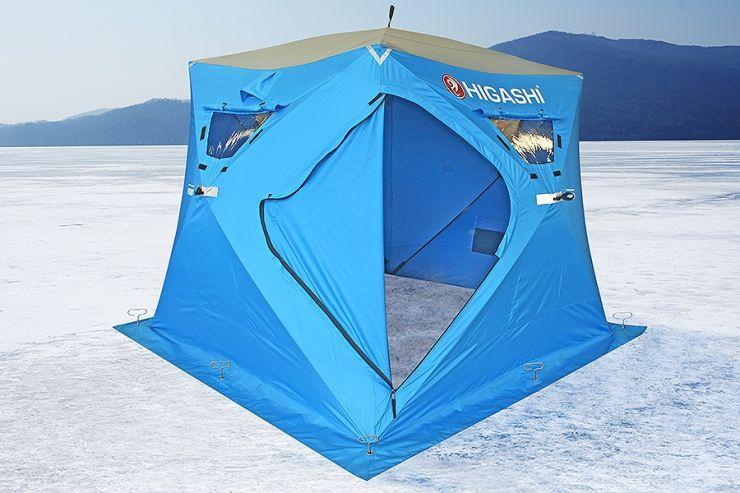 Палатка зимняя HIGASHI PYRAMYD