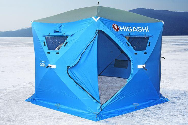Палатка зимняя HIGASHI SOTA 360*360*210