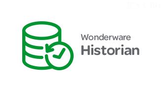 Wonderware Historian 2014R2 Standard, 25,000 Tag  (17-1409)
