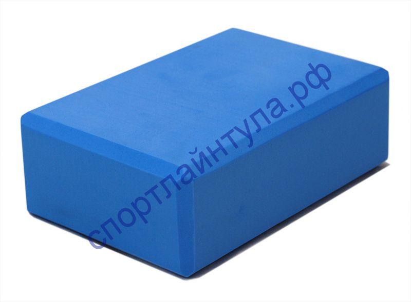 Блок для йоги Sportsteel