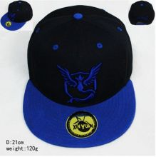 Кепка Покемон Го Мистик /Pokemon GO Team Mystic cap sun hat