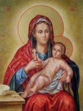 Козельщанская икона БМ (рукописная на заказ)