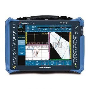 OmniScan MX2 - ультразвуковой дефектоскоп