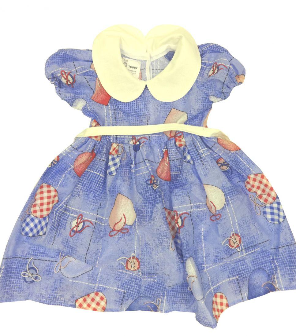 Платье для девочки Мама шила