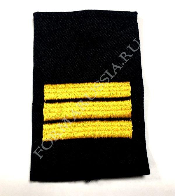 Фальш-погон сержант