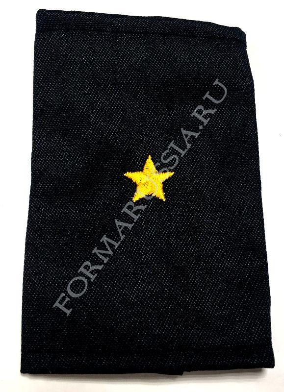 Фальш-погон младший лейтенант