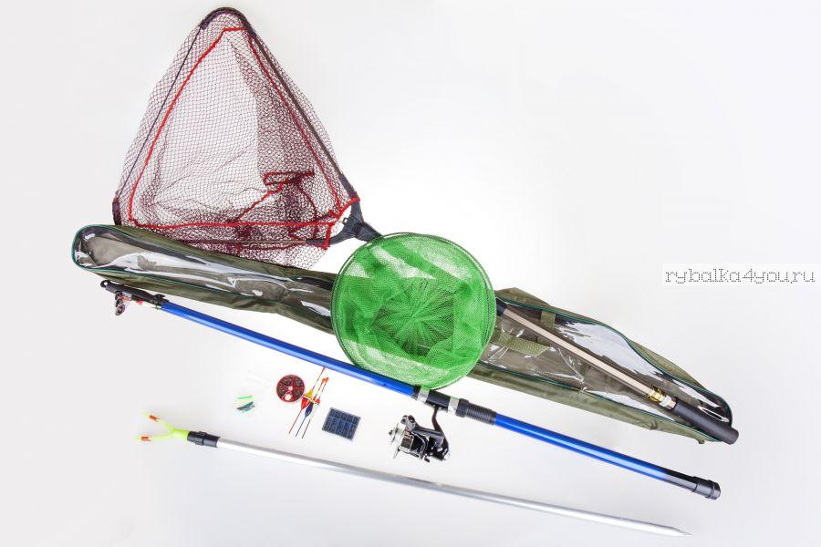 """Комплект  оснащенный """"На рыбалку"""" - Simple 600 (в чехле)"""