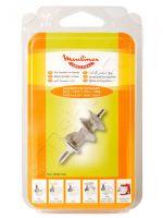 Шнек для мясорубки MOULINEX (Мулинекс) серии HV2, HV3, HV4, HV6, HV8   SS-989843