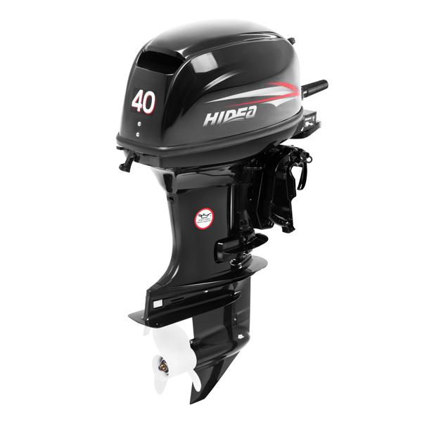 HIDEA HD40FHS (ручн.) лодочный мотор