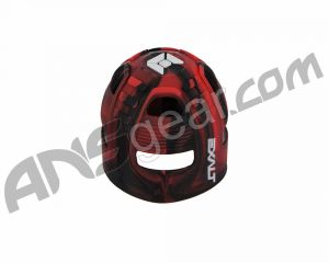 Чехол Exalt Tank Grip Black/Red Swirl