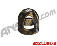 Чехол Exalt Tank Grip Black/Gold/White Swirl
