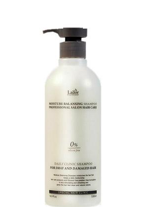 Шампунь для волос увлажняющий La' Dore Moisture Balancing Shampoo 530ml