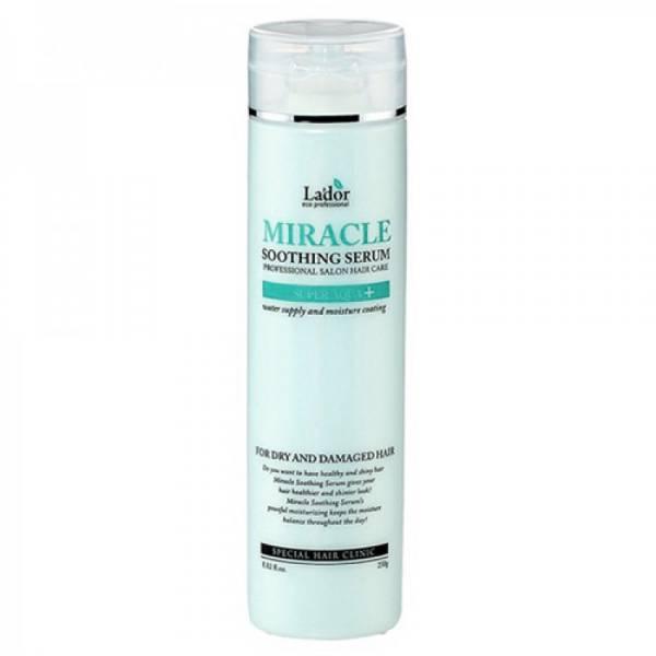 Сыворотка для сухих и поврежденных волос La' Dore Miracle Soothing Serum 250g
