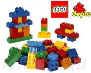LEGO Duplo. Базовые кубики LEGO DUPLO - стандартный набор