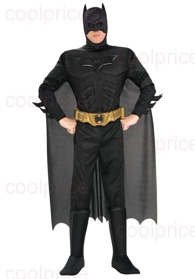 Костюм Бэтмена (Batman deluxe)