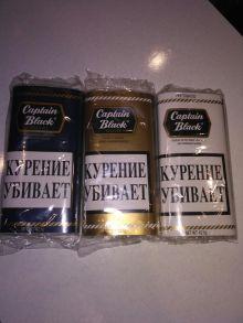 Трубочный табак Captain Black АССОРТИМЕНТ