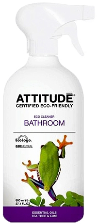 Attitude Очиститель для ванных комнат 800 мл