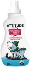 Attitude Смягчитель (Кондиционер) для стирки Baby гипоаллергенный без запаха 1040 мл