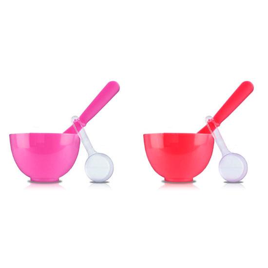 Набор из 4 предметов для нанесения альгинатных масок Anskin Tools Beauty Set
