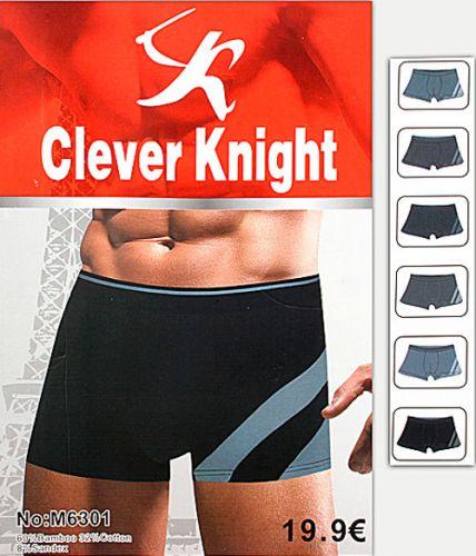 Трусы-боксеры Clever Knight 48-54 №M6301