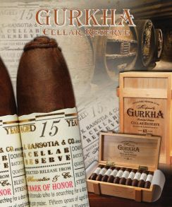 Gurkha Cellar Reserve 15 Koi Perfecto *20
